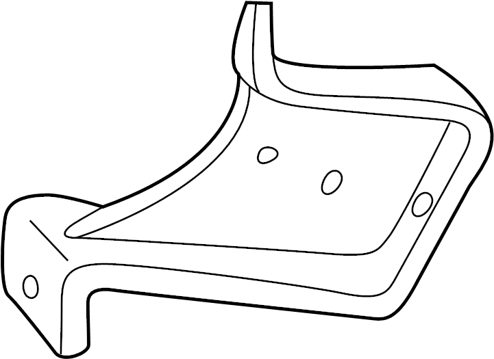 2001 Land Rover Discovery Engine Mount Bracket (Front