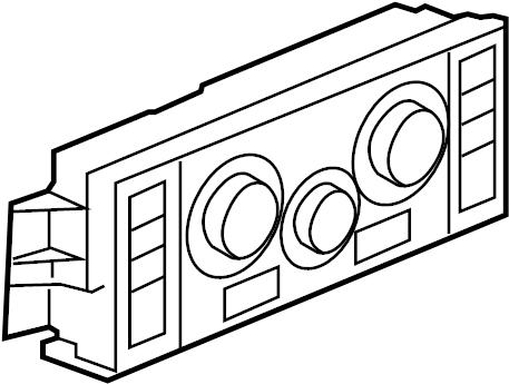 2006 Land Rover Range Rover Sport Hvac temperature control
