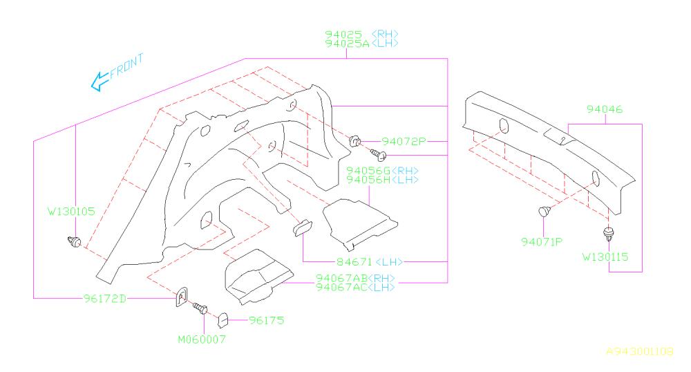 medium resolution of subary crosstrek fuse box 25 wiring diagram images