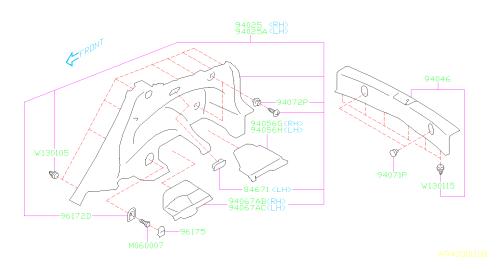 small resolution of subary crosstrek fuse box 25 wiring diagram images