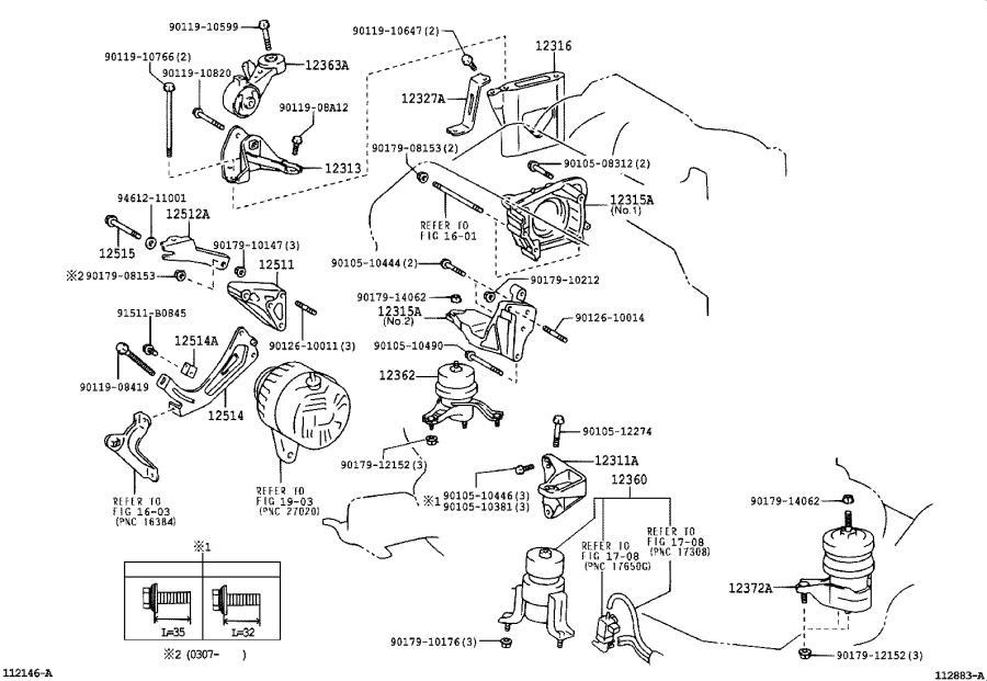 [DIAGRAM] 99 Lexus Es300 Motor Diagram FULL Version HD