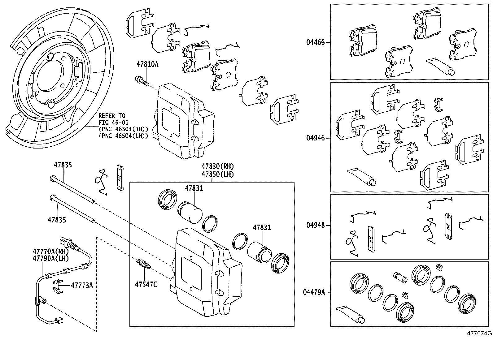 2008 Lexus Ls 460 Fuse Diagram