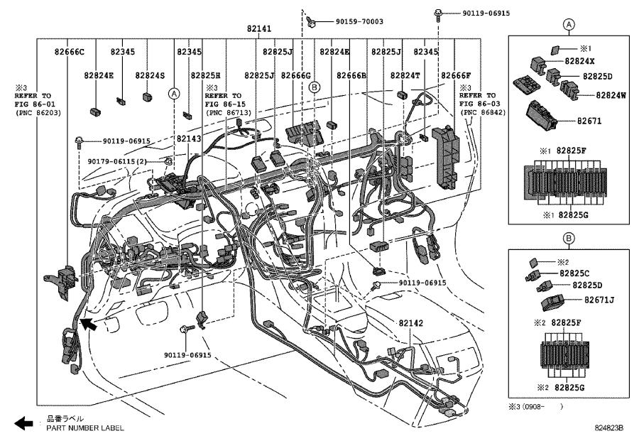 [DIAGRAM] Multiplex Wiring Diagram Lexus B FULL Version HD