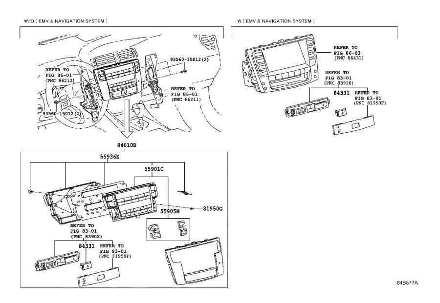 2010 Lexus LS 460 Block assembly, fusible link. Engine
