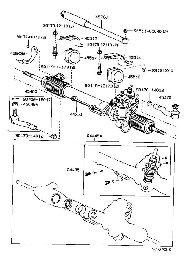 [DIAGRAM] 2001 Lexus Gs 30gs 43wiring Diagram Original