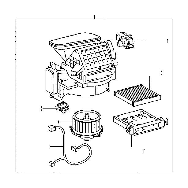 2017 Lexus Rx 350 Cabin Air Filter Location