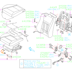 Subaru Forester Parts Diagram Clipsal Saturn Intermediate Switch Wiring Seat  For Free