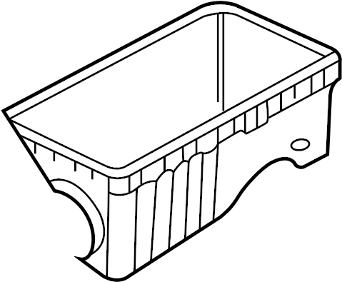 Toyota Corolla Air Filter Housing. Case, Air Cleaner