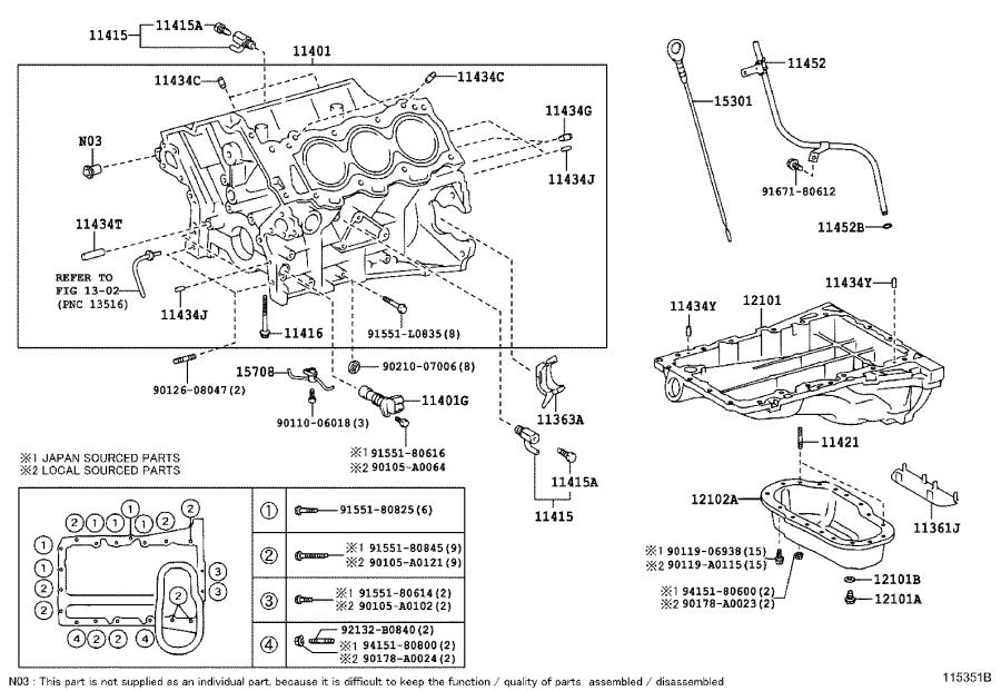 [DIAGRAM] 2010 Toyota Tundra Engine Diagram FULL Version