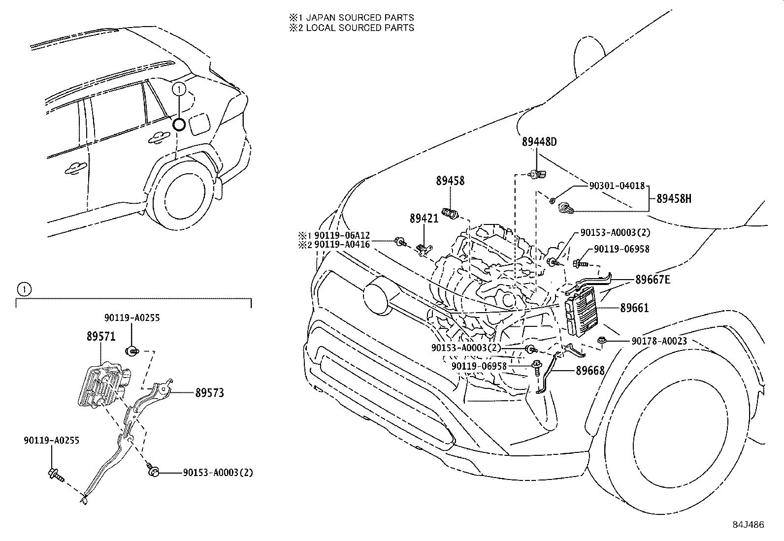 Toyota Rav4 Fuel Sending Unit On Fuel Level Sender Wiring Diagram