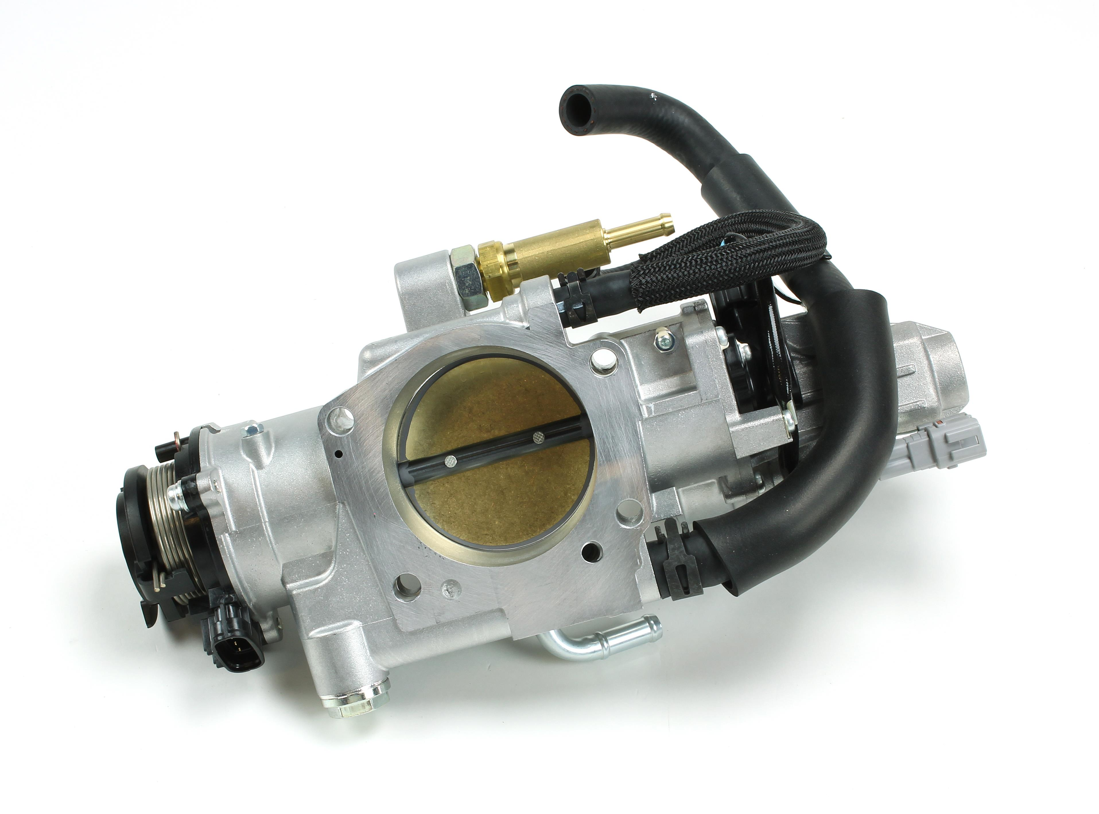 Engine Diagram Showing Throttle Body 2000 Sportage