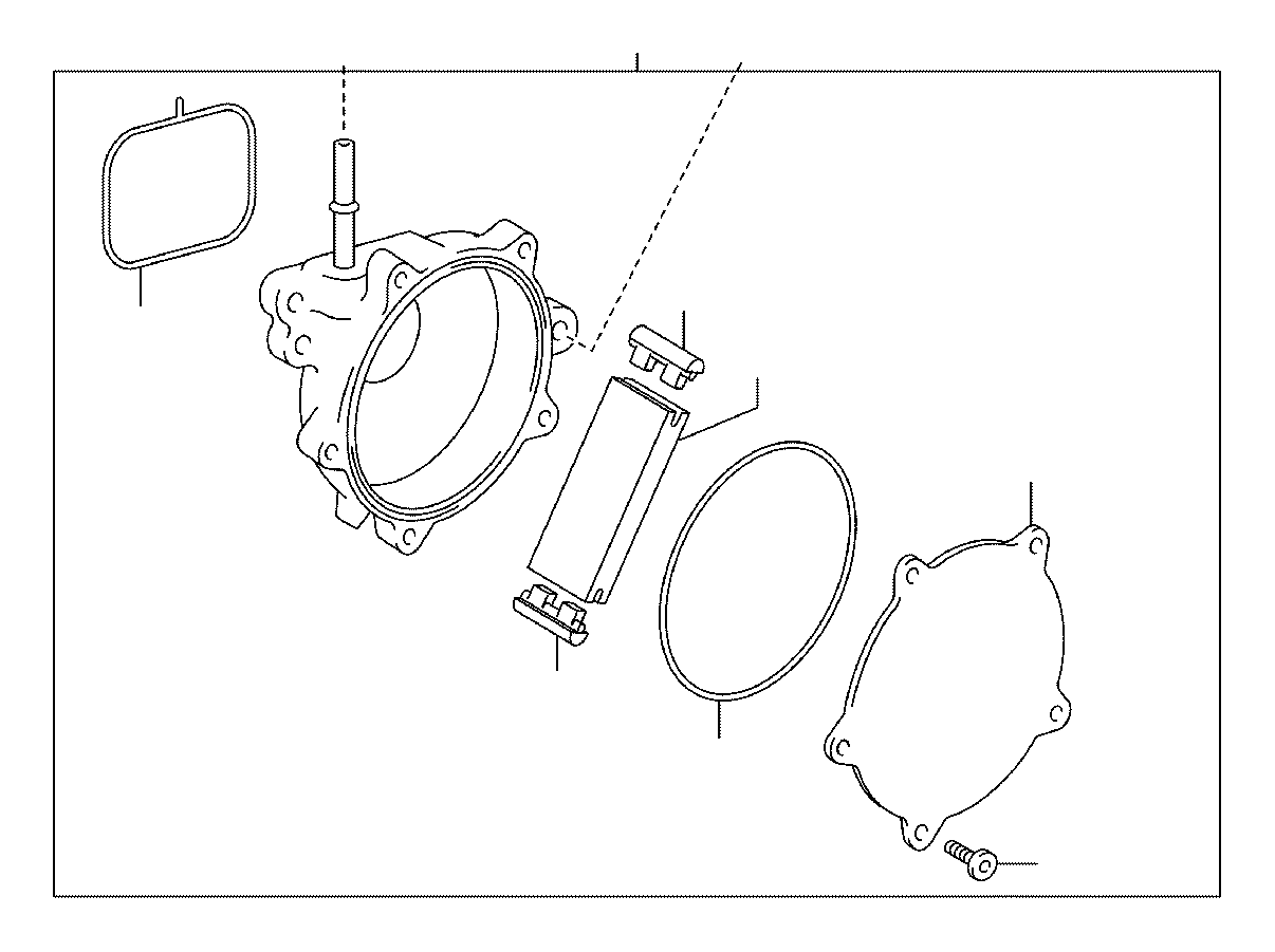 Toyota Corolla Cover End Engine