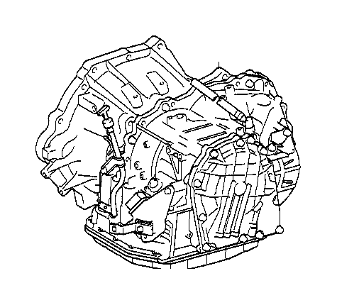Toyota Matrix Automatic Transmission. Assembly, TRANSAXLE