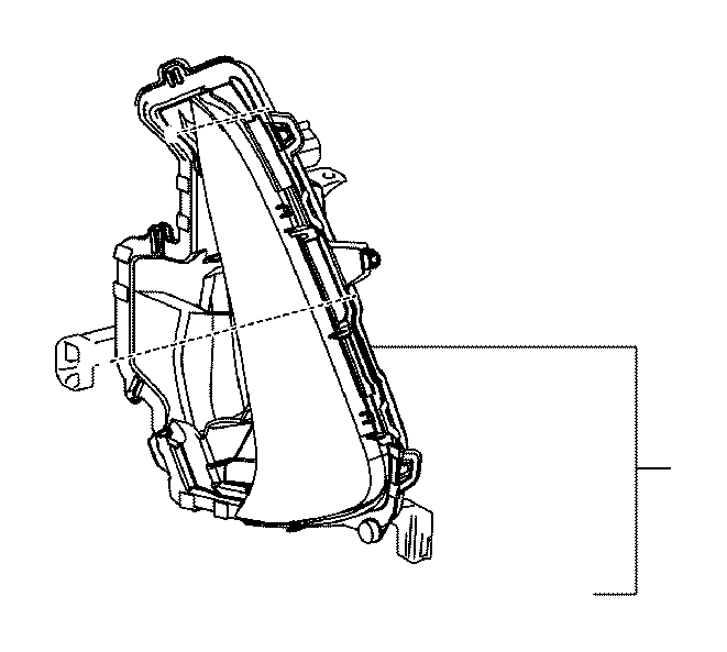 Toyota Prius Prime Lamp assembly, front turn signal, left