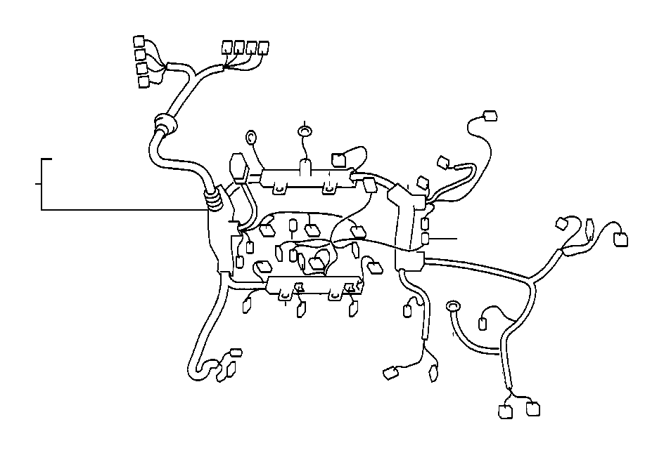 2007 toyota camry wiring harness diagram