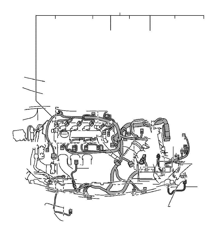 Toyota Corolla Wire, transmission. Engine, connector