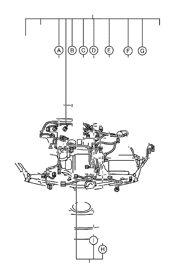 Toyota Prius Wire, engine. Room, connector, clamp