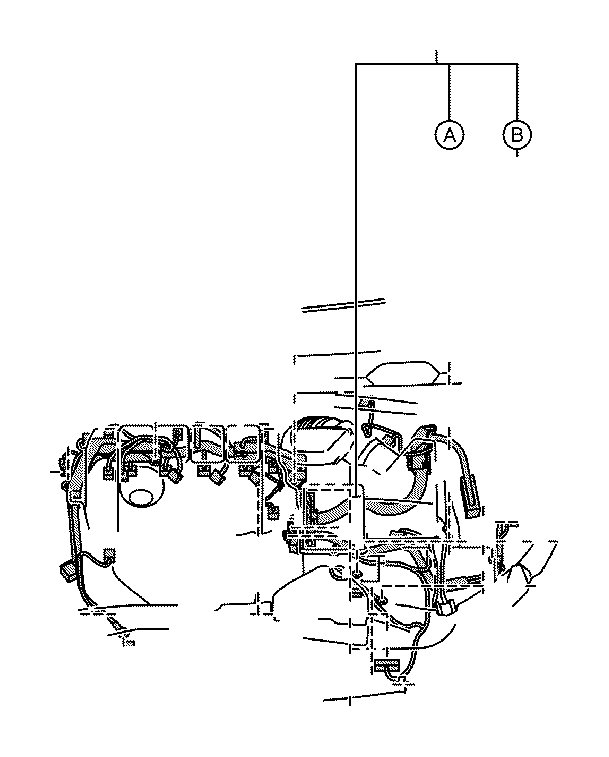 Toyota Highlander Wire, engine. Electrical, wiring