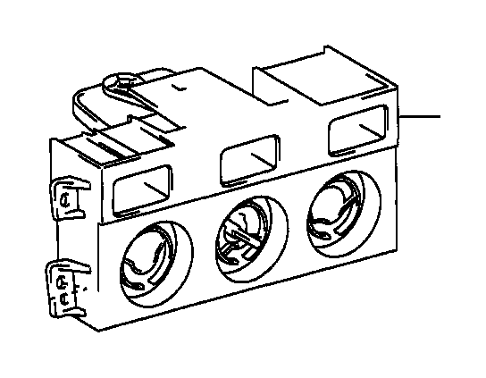 Toyota Camry Control assembly, heater or boost ventilator
