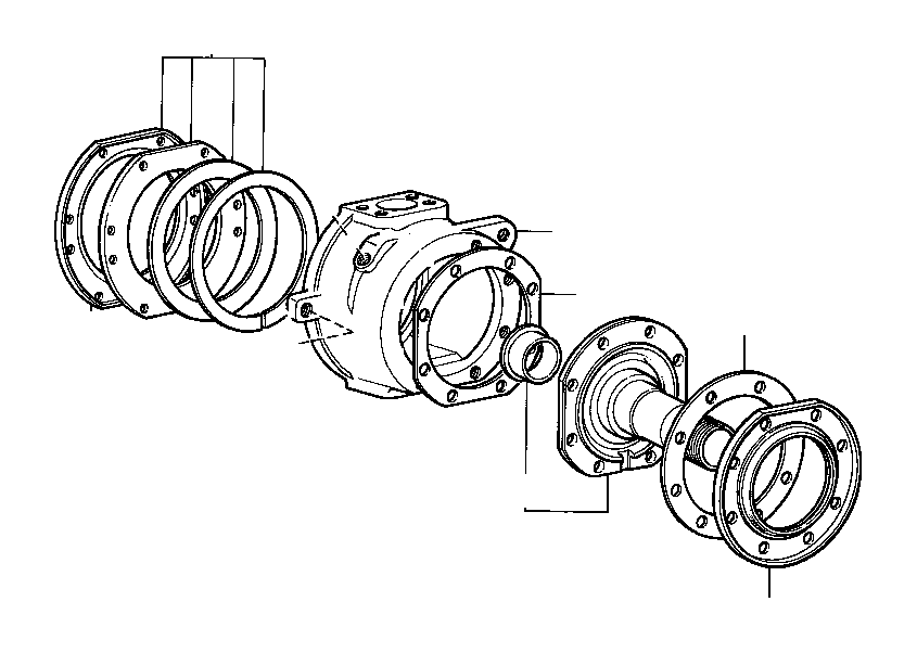 Toyota PickUp Seal sub-assembly, steering knuckle oil