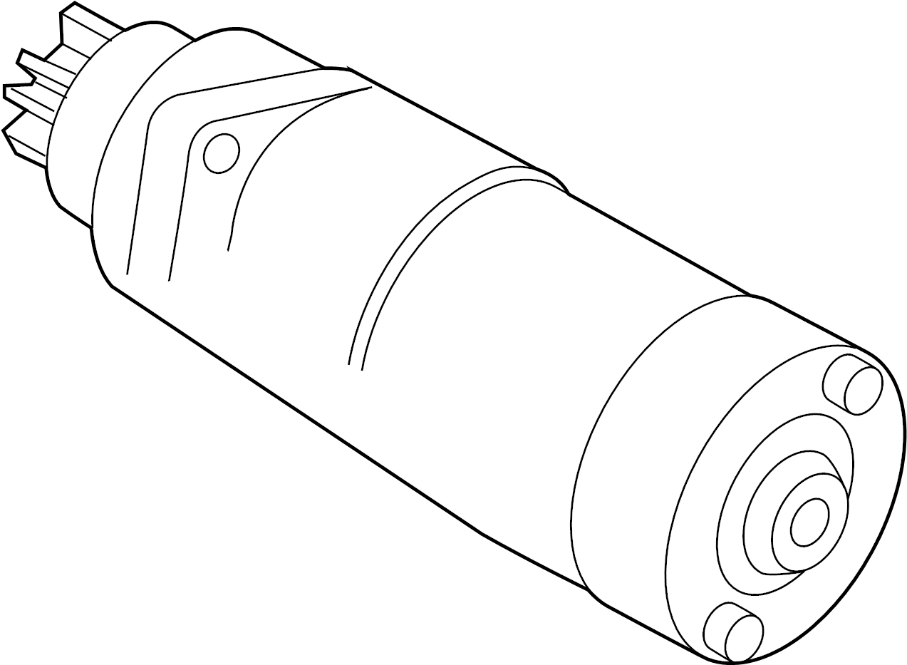Nissan Sentra Starter Motor