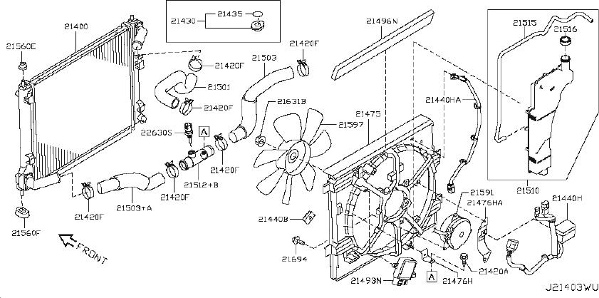 Nissan Juke Clip Wiring Harness. FITTING, ENGINE, ROOM