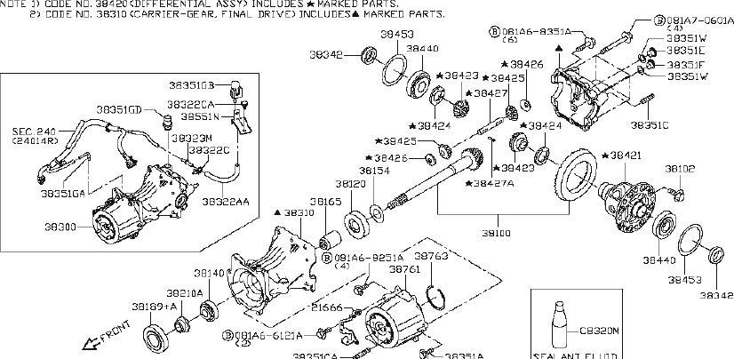Nissan Rogue Automatic Transmission Case Vent. REDUCTION