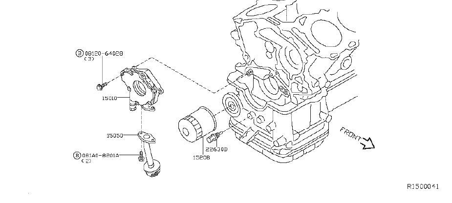 Nissan Murano Engine Coolant Temperature Sensor
