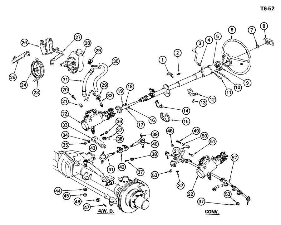 1984 Chevy K10 Transmission Diagram, 1984, Get Free Image