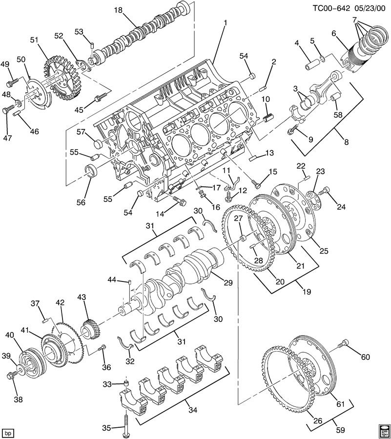 Diagram 2005 4 6l Ford F 150 Engine Pulley Diagram