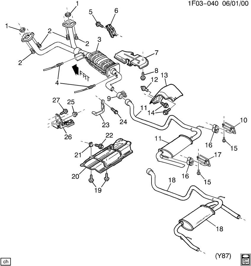 1994 Camaro 3 4 V6 Engine Diagram Water Pump, 1994, Free