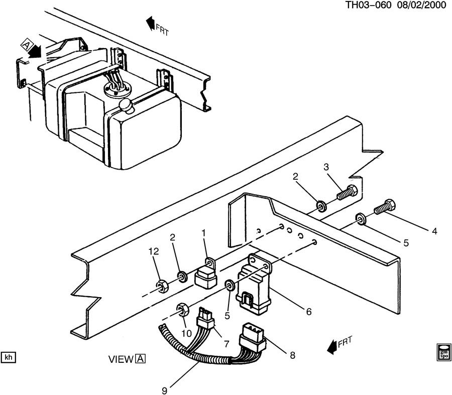 1993 Gmc Vandura Wiring Diagram, 1993, Free Engine Image
