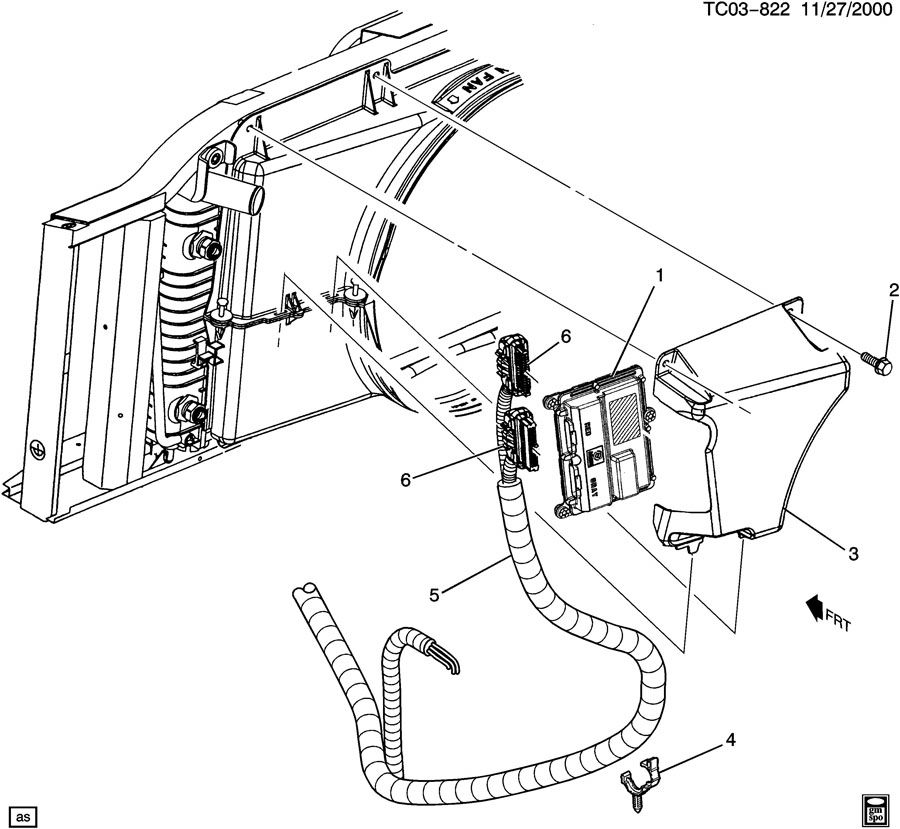 01 Duramax Tcm Location. Engine. Wiring Diagram Images