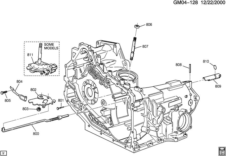 2004 Buick Rendezvous Transmission Wiring Diagram