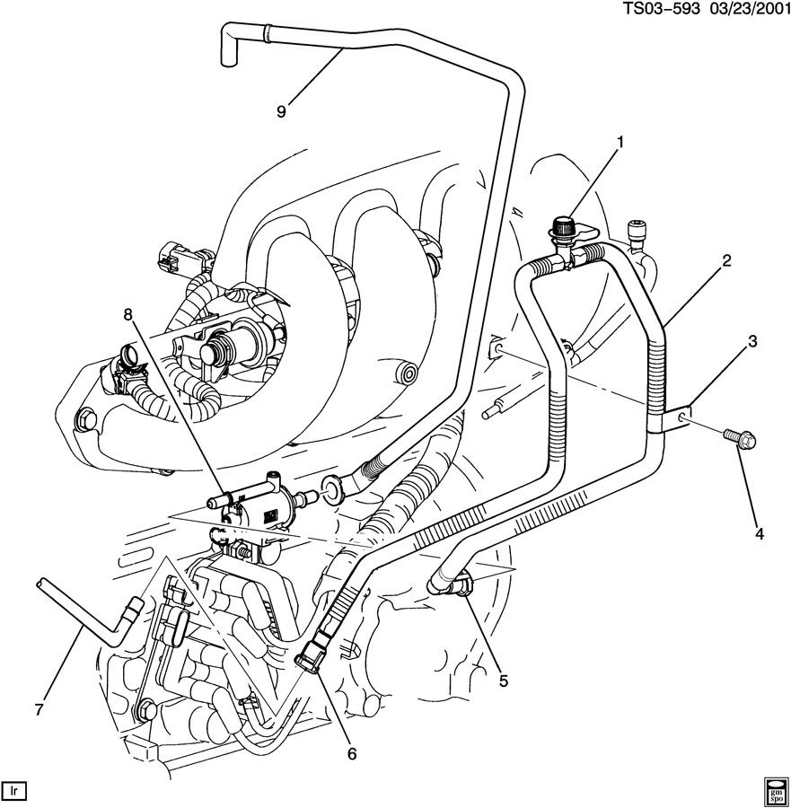 Gm 2 2l L4 Engine, Gm, Free Engine Image For User Manual