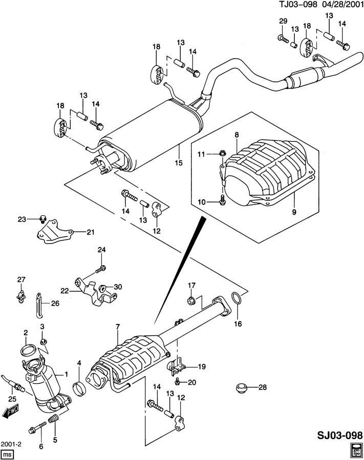 Chevy G20 Engine Diagram