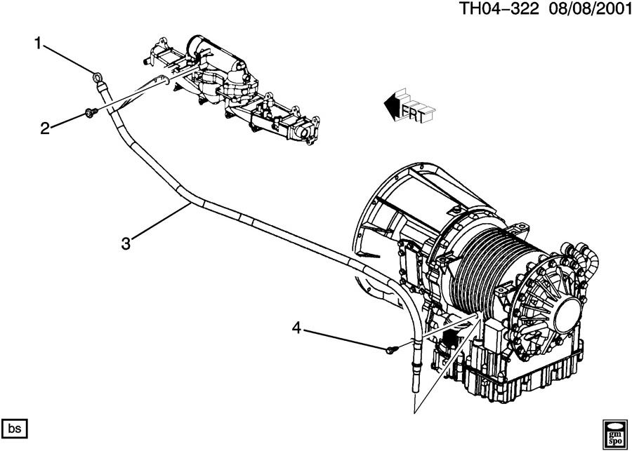 Service manual [How To Replace Transmission Indicator Tube