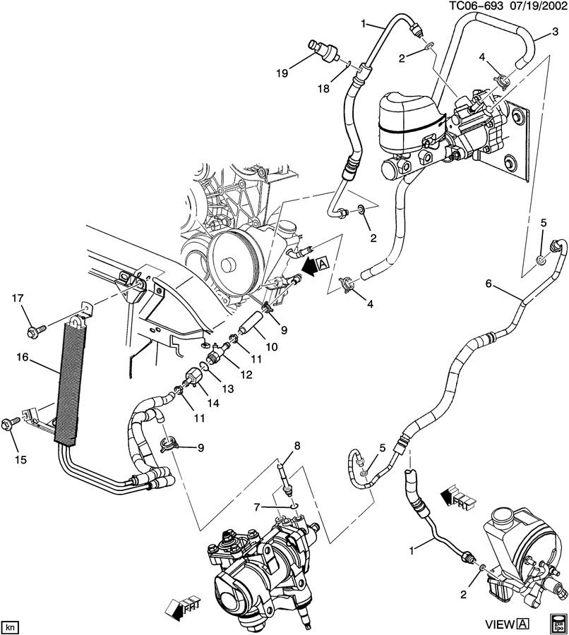 [DIAGRAM] 1994 Chevrolet Silverado Diagrams Steering FULL