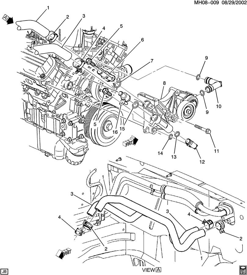 1997 Buick Lesabre Engine Diagram 1995 Chevrolet Cavalier