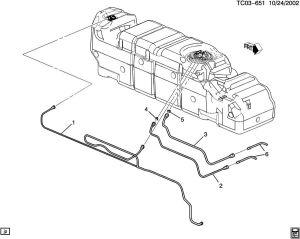 SilveradoSierra • 2004 Silverado fuel leak