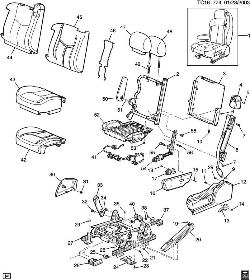 1998 gmc sierra parts diagram gm 7dvqvgm