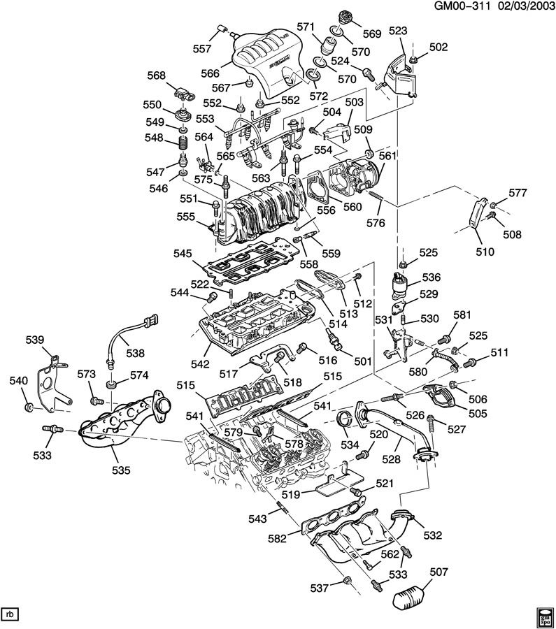 Ford Oxygen Sensor Location Diagram, Ford, Free Engine