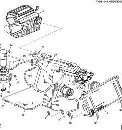 gm ac parts diagram wiring diagram centre e39 540 ac hoses to gm compressor and condensergm [ 897 x 900 Pixel ]