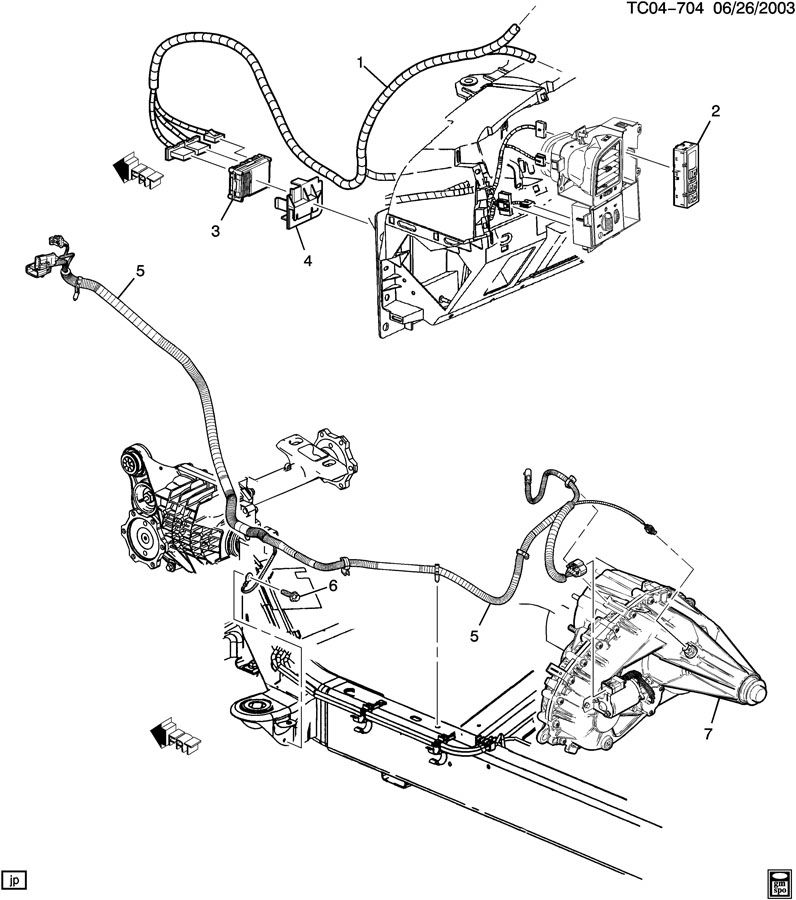 2009 Cadillac Cts Parts Diagram Transfer Case. Cadillac