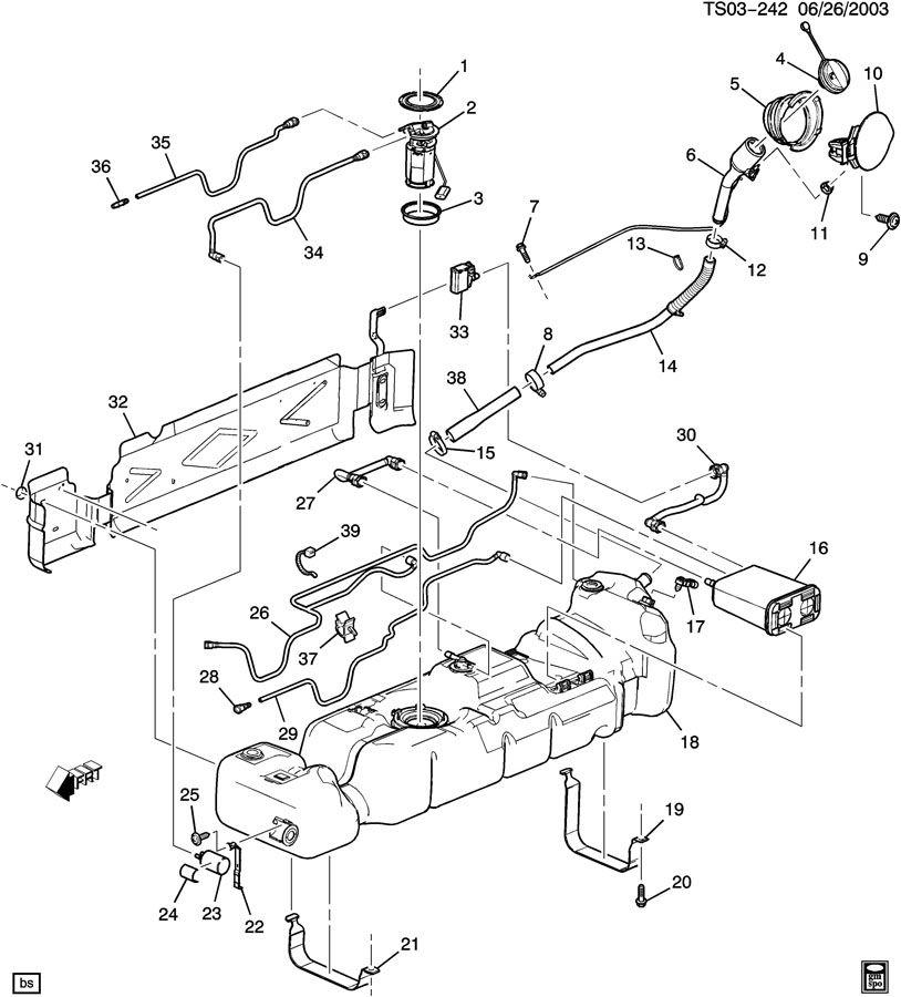 [DIAGRAM] 1996 Bravada Engine Diagram FULL Version HD