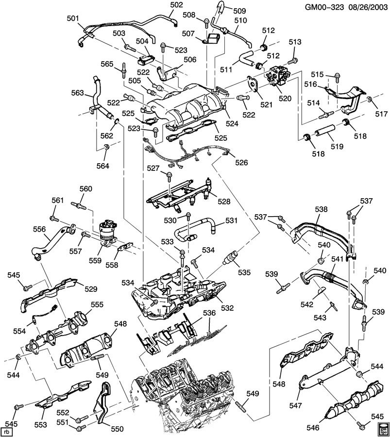 Oldsmobile Parts Diagram, Oldsmobile, Free Engine Image