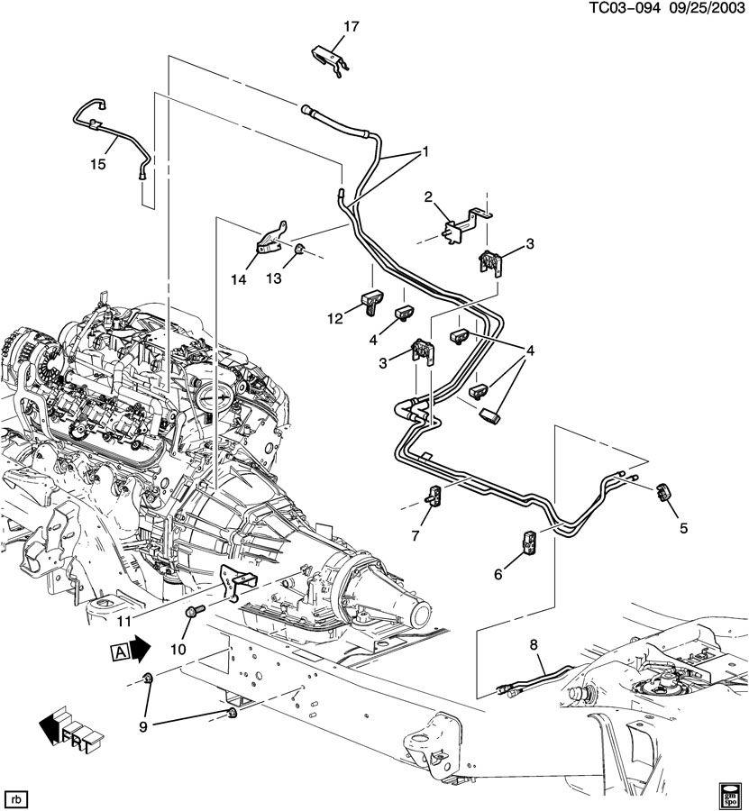 Coolant Temp Sensor Location 213371. Diagram. Auto Wiring