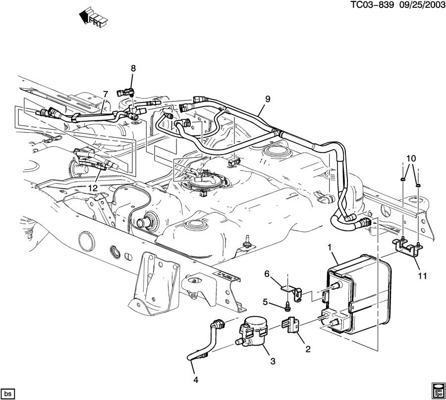 Gmc Savana Parts Diagram, Gmc, Free Engine Image For User