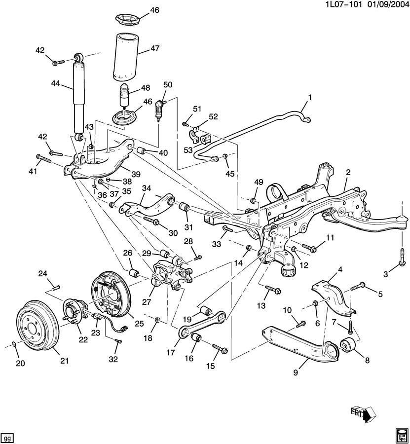 2006 pontiac torrent wiring diagram
