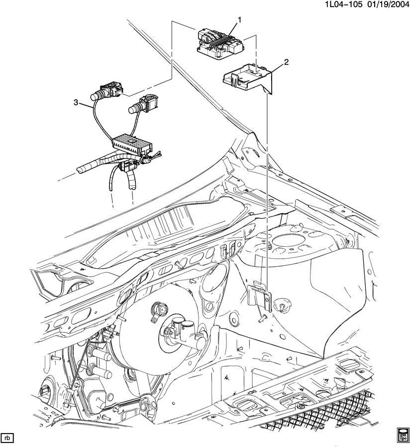 roger vivi ersaks: 2005 Chevy Equinox Radio Wiring Diagram